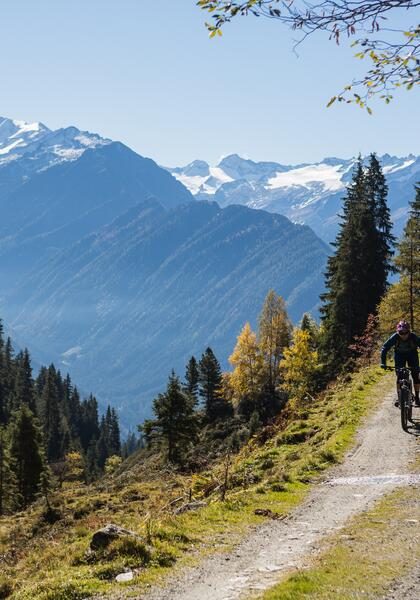 mountainbike trail wildkogel | © heikomandl.at