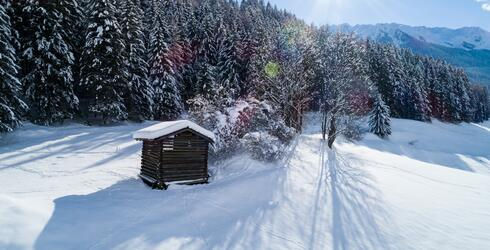 winter am wildkogel | © David Innerhofer