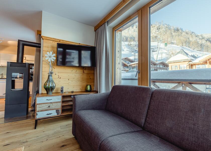 zimmer wildkogel resort